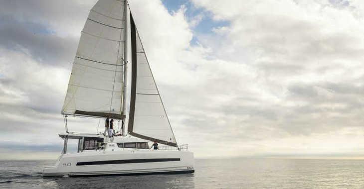Alquilar catamarán Bali 4.0 en SCT Marina Trogir, Trogir