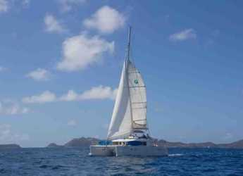 Rent a catamaran in Nanny Cay - Lagoon 450