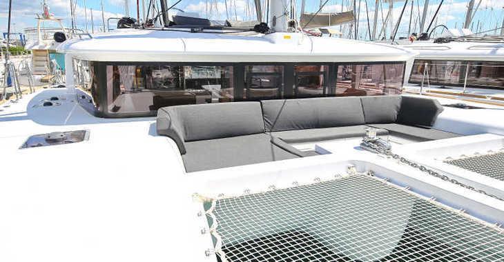 Alquilar catamarán Lagoon 450 F en Marina Sukosan (D-Marin Dalmacija), Sukosan