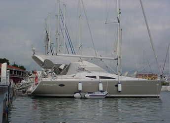 Chartern Sie segelboot in Marina Sukosan (D-Marin Dalmacija) - Elan 384 Impression