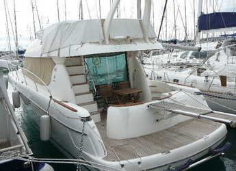 Rent a yacht in Marina Sukosan (D-Marin Dalmacija) - Jeanneau Prestige 46 Fly