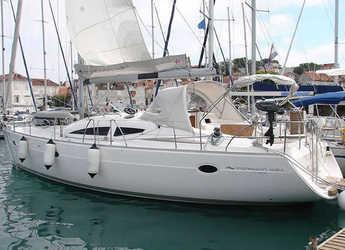 Rent a sailboat in Marina Sukosan (D-Marin Dalmacija) - Elan 434 Impression