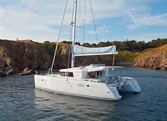 Rent a catamaran in Marina Sukosan (D-Marin Dalmacija) - Lagoon 450