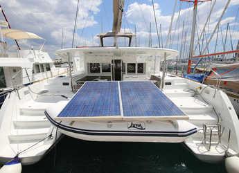 Alquilar catamarán Lagoon 450 en Marina Sukosan (D-Marin Dalmacija), Sukosan