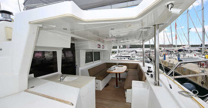 Alquilar catamarán Lagoon 500 en Marina Sukosan (D-Marin Dalmacija), Sukosan