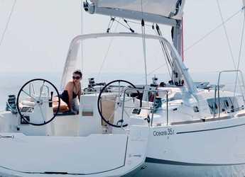 Chartern Sie segelboot in Marina Sukosan (D-Marin Dalmacija) - Oceanis 35.1