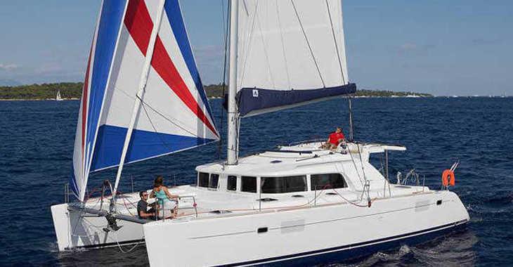 Alquilar catamarán Lagoon 440-07 en Marina Sukosan (D-Marin Dalmacija), Sukosan