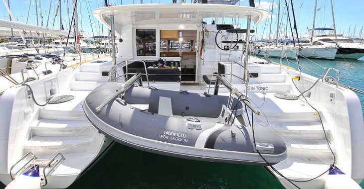 Alquilar catamarán Lagoon 39 en Marina Sukosan (D-Marin Dalmacija), Sukosan