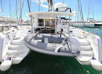 Louer catamaran à Marina Sukosan (D-Marin Dalmacija) - Lagoon 39