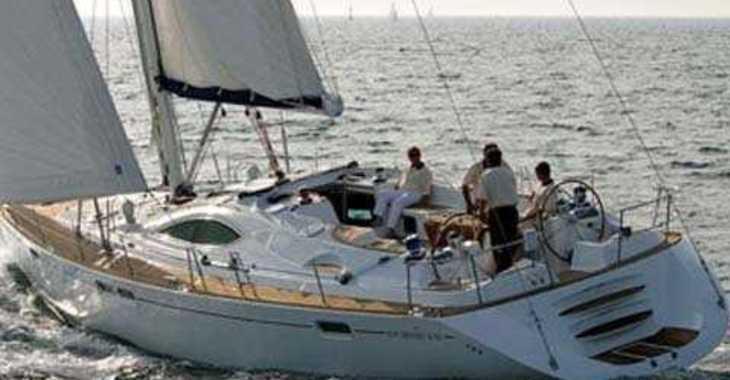 Alquilar velero Sun Odyssey 54DS en Marina Sukosan (D-Marin Dalmacija), Sukosan