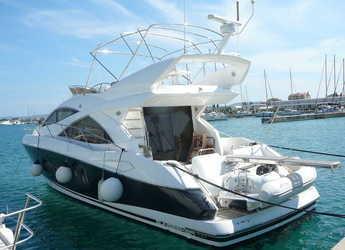Rent a yacht in Marina Sukosan (D-Marin Dalmacija) - Sunseeker Manhattan 50