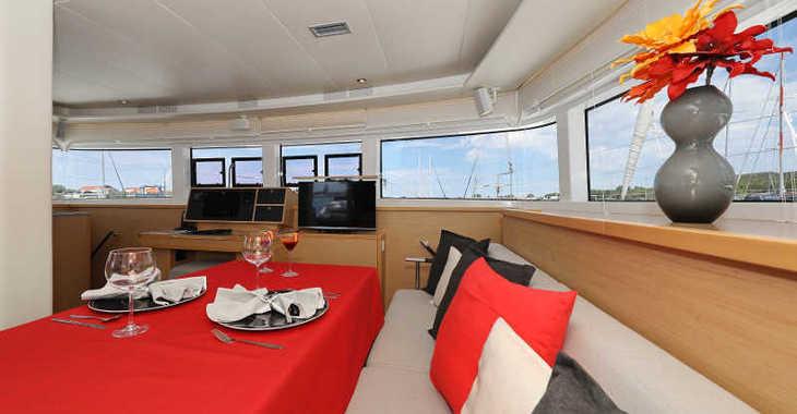 Alquilar catamarán Lagoon 52 en Marina Sukosan (D-Marin Dalmacija), Sukosan