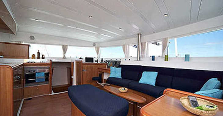 Alquilar catamarán en Marina Sukosan (D-Marin Dalmacija) - Lagoon 42