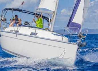 Rent a sailboat in Nanny Cay - Bavaria 32