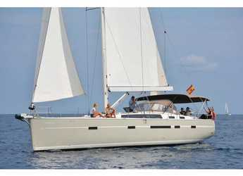 Rent a sailboat in Port d'Aiguadolç - Bavaria 56