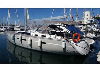Rent a sailboat Bavaria 56 in Port d'Aiguadolç, Sitges