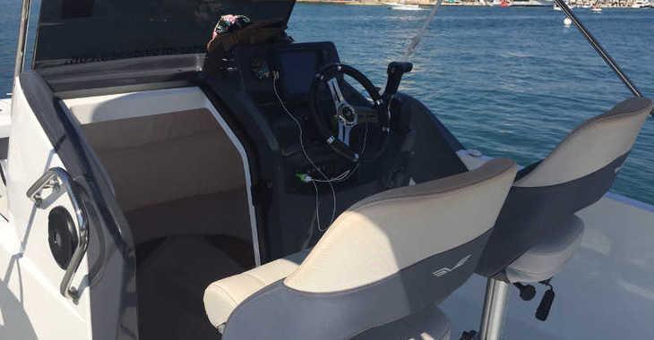 Alquilar lancha en Trogir (ACI marina) - Beneteau Flyer 6 Space Deck