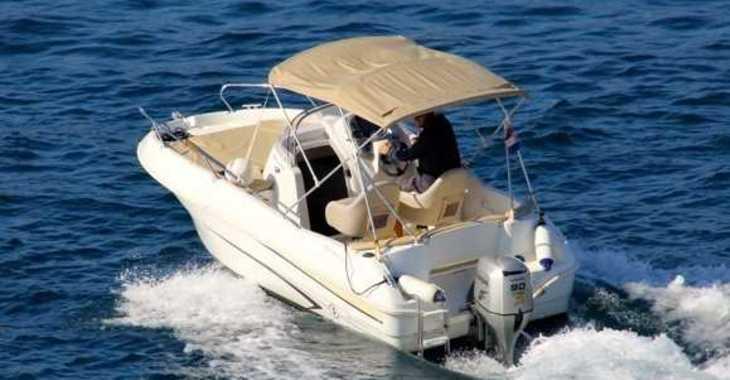 Alquilar lancha Beneteau Flyer 550 SD en Trogir (ACI marina), Trogir