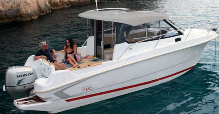 Rent a sailboat in Trogir (ACI marina) - Beneteau Antares 7.80