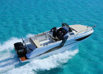Rent a motorboat in Trogir (ACI marina) - Beneteau Flyer 7.7 SUNdeck