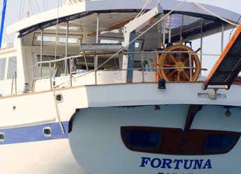 Alquilar goleta Gulet Fortuna en Puerto Matejuska, Split city
