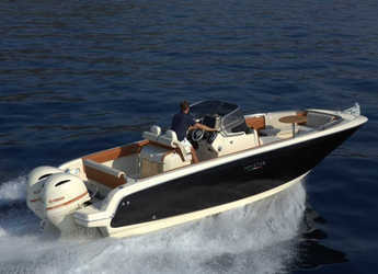 Rent a motorboat in Marina Baotić - Invictus 270FX