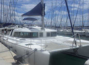 Rent a catamaran in Marina Baotić - Lagoon 440